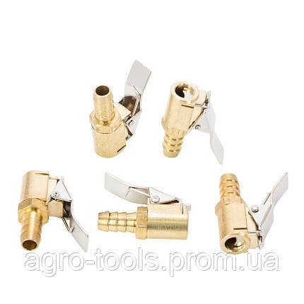 Наконечник к пистолету для подкачки 8мм (латунь) SIGMA (6833071), фото 2