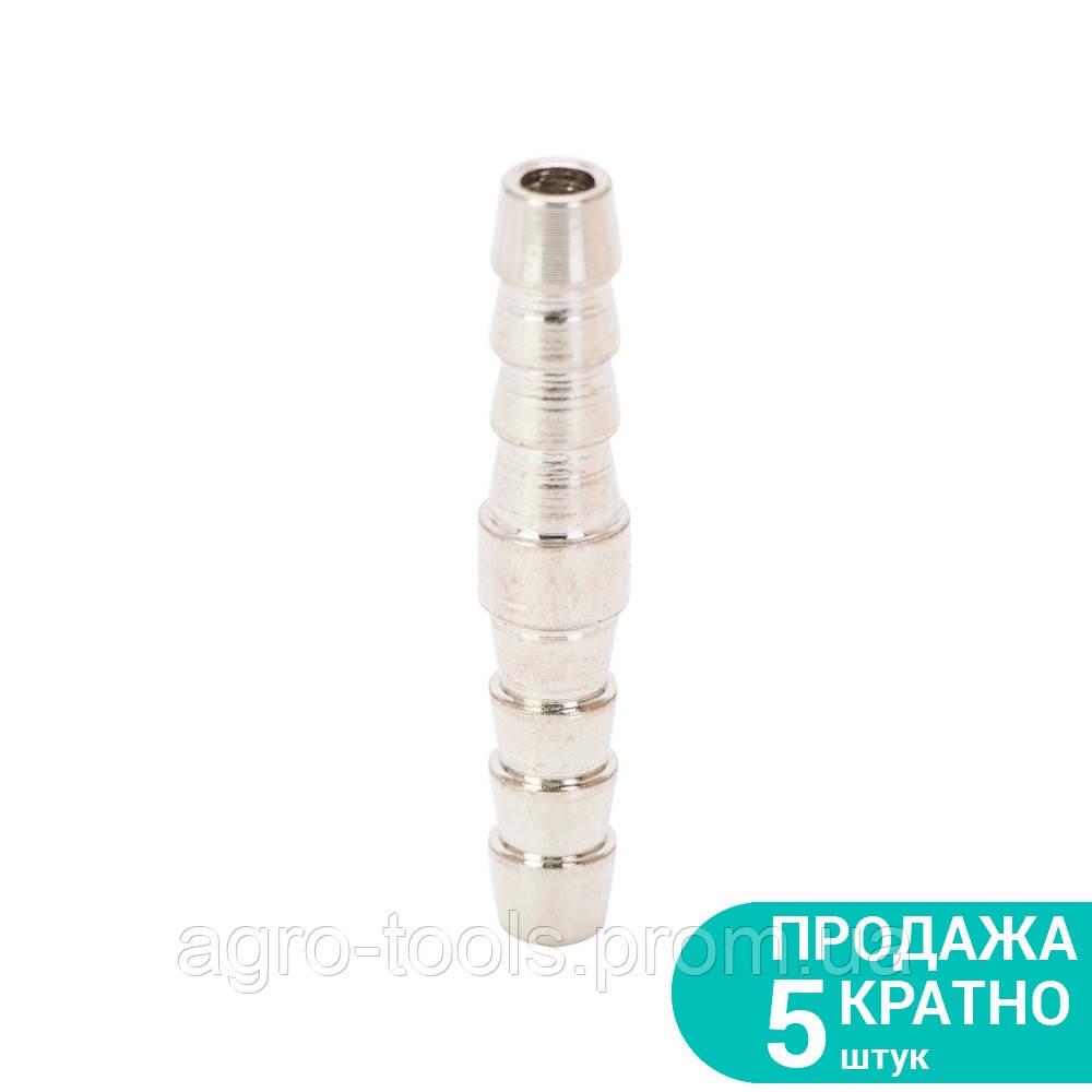 З'єднання для шланга 6мм Sigma (7023721)