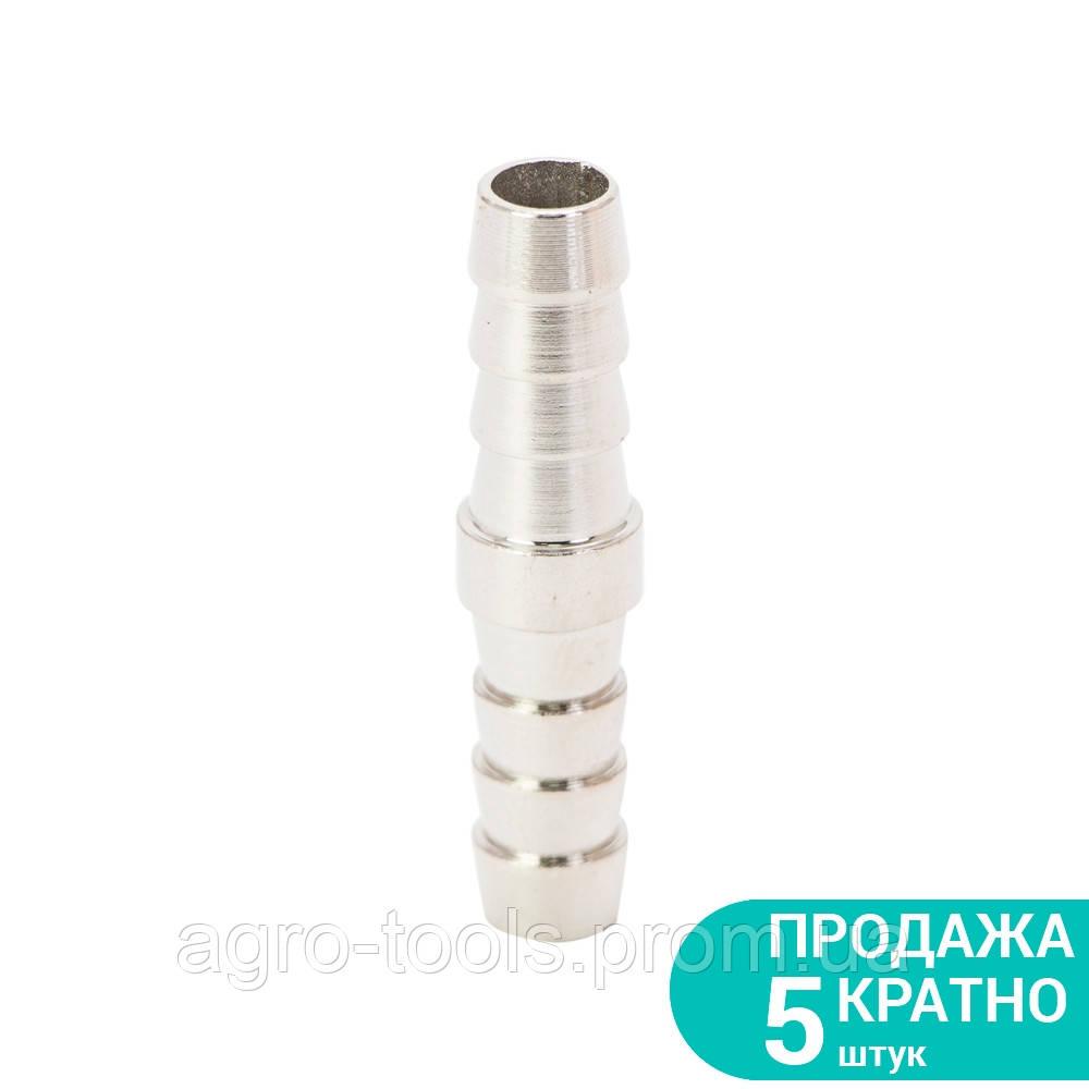 Соединение для шланга I 8мм SIGMA (7023731)