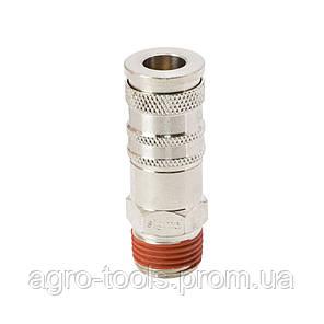 """Соединение быстросъемное усиленное с наружной резьбой MT 1/2"""" SIGMA (7021431), фото 2"""