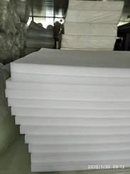 Поролон EL25-42 2000х1000 мм толщина 10мм