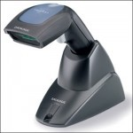 Ручной CCD-сканер «Datalogic Heron D130» PS/2