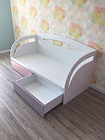 Кровать детская из натурального дерева