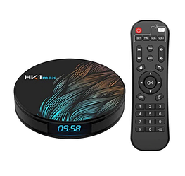 Смарт приставка 4/64GB 4К Android 9.0  HK1 MAX 4/64GB (Smart TV Box)