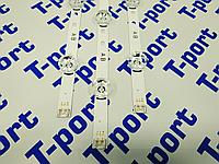 "Подсветка матрицы комплект LG 32"" LG Innotek DRT 3.0 6LED 6V для телевизора (3 планки)"