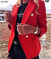 Модный женский пиджак Balman реплика 2 цвета, фото 1