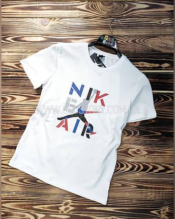 Мужская футболка NIKE (Реплика), фото 2