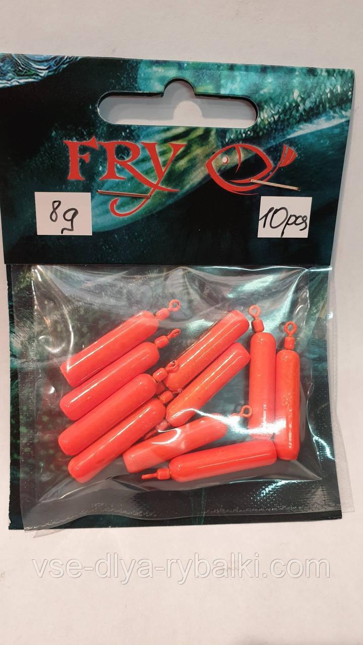 Груз Джиг риг (JIG RIG) Orange 14г