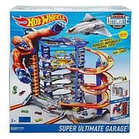 Гараж, парковка Mattel Хот Вилс Гараж гигант (FDF25)