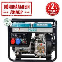 Генератор дизельный Konner&Sohnen KS 9100 HDE-1/3 ATSR (7.5 кВт, 380 В)