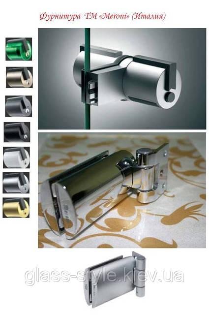 Фурнитура для стеклянных конструкций интерьеров Premiapri Forma