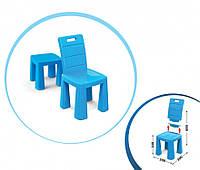 Стул-табурет детский Doloni 04690/1 (Цвет синий)