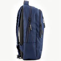 Рюкзак GoPack City GO20-143L-2 синий, фото 3