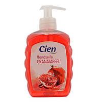 Жидкое мыло с дозатором  Cien Grenada Гранат 500мл  Германия