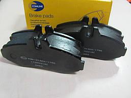 Тормозные колодки передние Mercedes Vito W638 | COMLINE