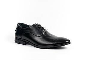 Туфлі оксфорди Mano чорні