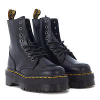Женские кожаные ботинки Доктор Мартинс Dr.Martens