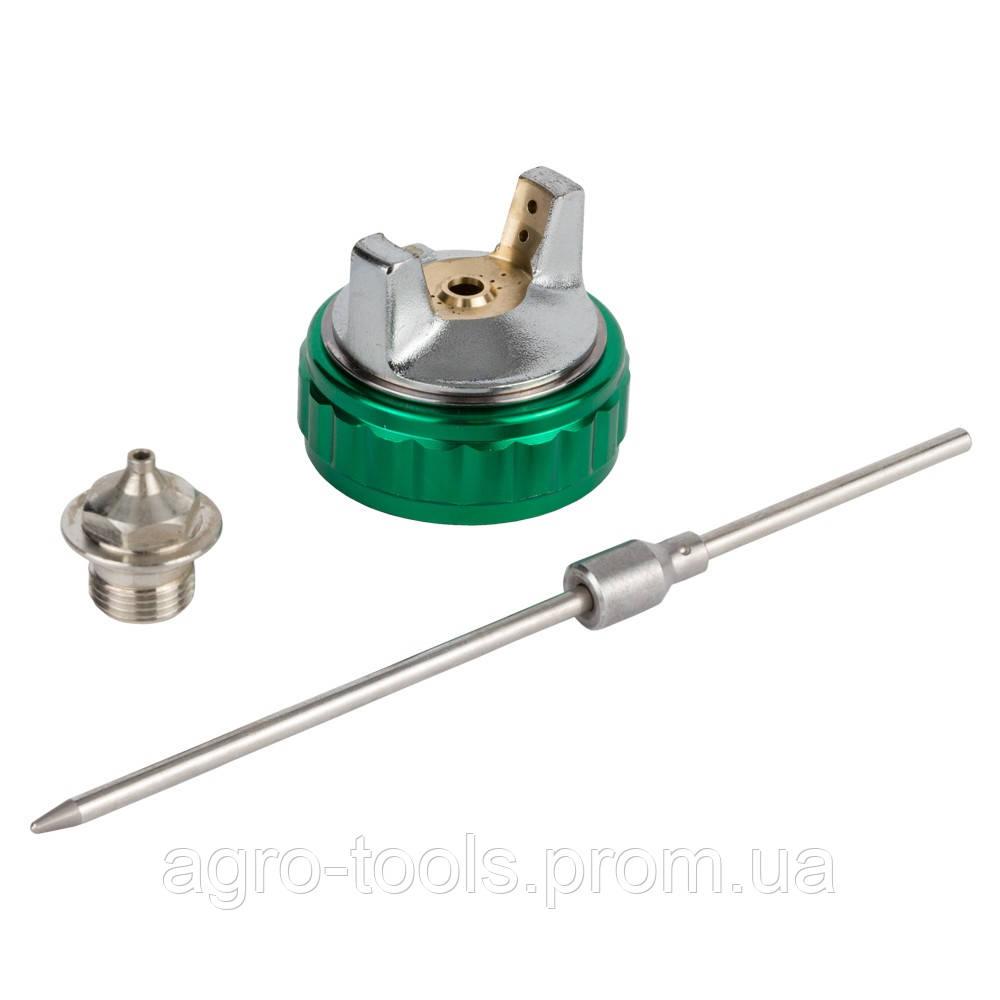 Комплект форсунки HVLP Ø1.8 мм для 6812341, 6812351, 6812381 REFINE (6817681)