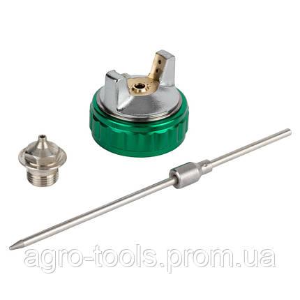 Комплект форсунки HVLP Ø1.8 мм для 6812341, 6812351, 6812381 REFINE (6817681), фото 2