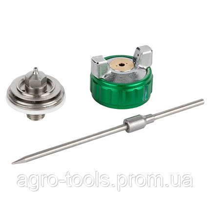 Комплект форсунки HVLP Ø0.8 мм для 6812311, 6812321, 6812331 REFINE (6817621), фото 2