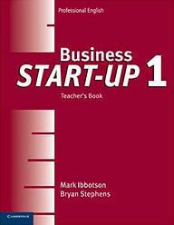 Business Start-Up 1 Teacher's Book
