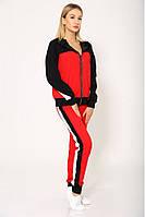 Спортивный костюм AGER женский двухнитка трехцветный (3 расцветки, р.M-L,XS-S)