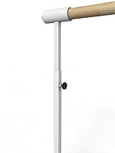 Станок балетный мобильный с регулируемой высотой поручня, фото 3