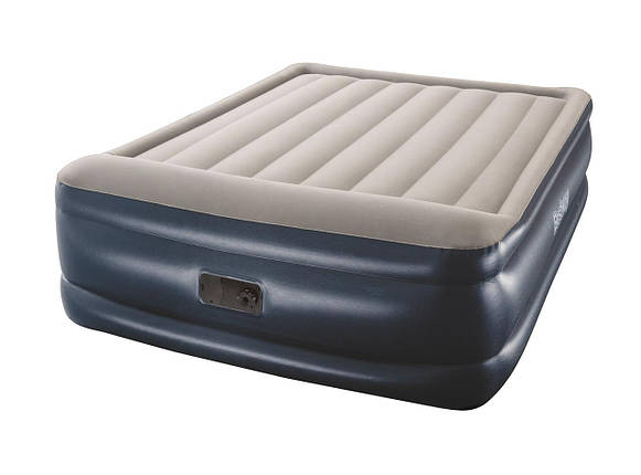 Надувная кровать BestWay 67614 (203х152х56 см.) - электронасос, фото 2