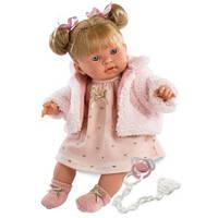 Кукла Llorens плачущая Александра 42 см кукла 42258