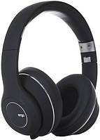 Наушники ERGO BT-870 Bluetooth black, фото 1