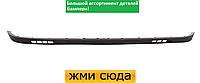 Губа накладка спойлер переднего бампера RENAULT CLIO 2 2001-2005 / BLIC
