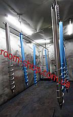 Винтовая свая многовитковая (геошуруп)  диаметром 133 мм длиною 1.5 метр, фото 2