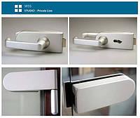 Фурнитура для стеклянных конструкций дизайн Studio Privat Line