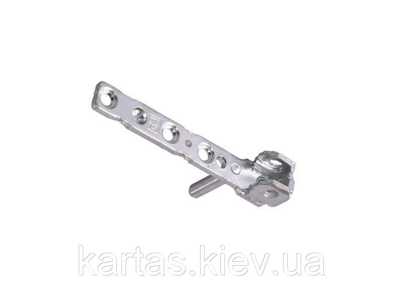 Нижняя петля рамы Siegenia KF 6x24/3 280607