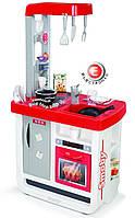 Детская интерактивная игровая кухня Bon Appetit Smoby 310800 (дитяча інтерактивна ігрова кухня)