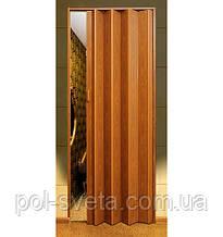 Двері гармошка Melody фруктове дерево