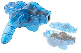 Мойка цепи велосипеда GJB-009 компактная, синяя