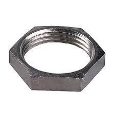 Контргайка стальная шестигранная ДУ 20