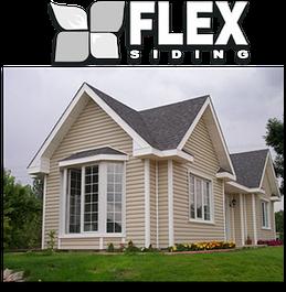Flex siding