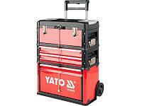 Инструментальная тележка Yato YT-09101