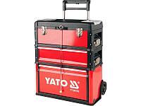 Инструментальная тележка Yato YT-09102