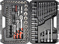 Набор инструментов для авто 120 предметов YATO YT-38801