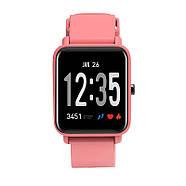 Часы спортивные JETIX FitPro с GPS трекером ( Coral), фото 3