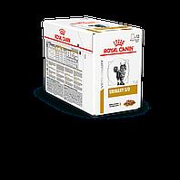Royal Canin Urinary Feline 85гр*12шт паучи з куркою-дієта при захворюваннях сечовидільної системи у кішок