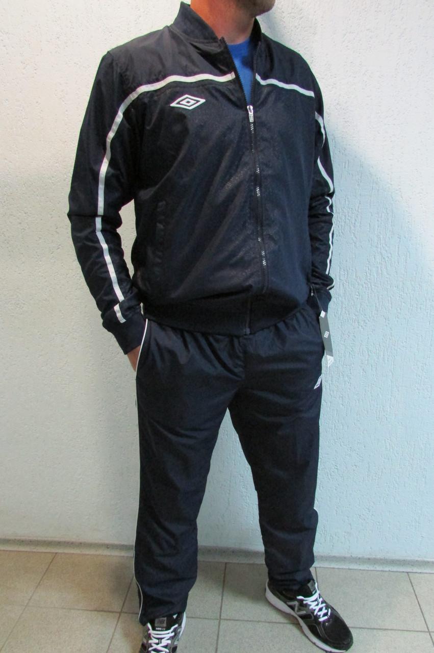 393b4972 Мужской спортивный костюм Umbro 460213 синий код 310 в - Интернет-магазин