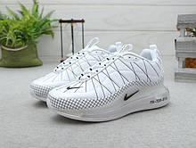 Мужские кроссовки  в стиле Air Max 720 818 белые white лицензия