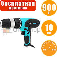 Сетевой шуруповёрт Riber ДШ 10/900М, патрон 10 мм, сетевая дрель шуруповерт от сети 220в