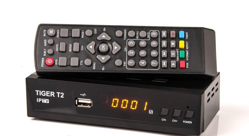 Ресивер Tiger T2 IPTV