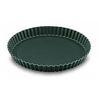 Форма для торта d 240 мм со съёмным дном с антипригарным покрытием Lacor 68842