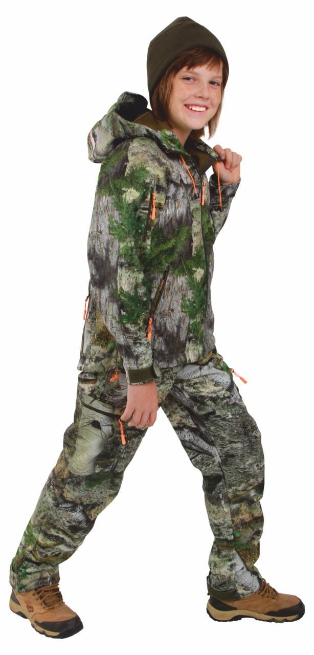 Детский камуфляж костюм OUTDOOR теплый StormWall PRO Sequoia
